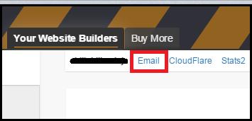 How To Create Email Account Via Website Builder - UK2 net - UK2 net