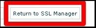 return to ssl manager