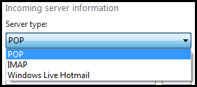 How To Set Up Your Email In Windows Live Mail - UK2 net
